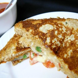 Grilled Cheese De Mayo Recipe