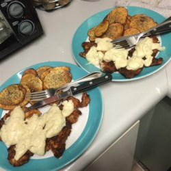 Chicken Fried Steak I Recipe