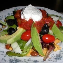 Photo of Taco Salad by KITKATY