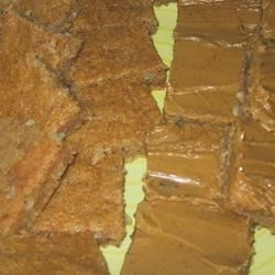 Wild Rice Pumpkin Yum Bars Recipe