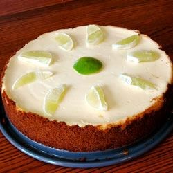 Key Lime Cheesecake II Recipe