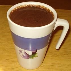 Drew's World Famous Triple Rush Hot Chocolate