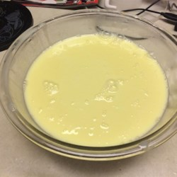 Southern Boiled Custard Recipe