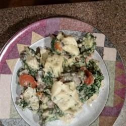 Creamy Spinach Tortellini Recipe