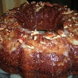 Image of Apple Butter Spice Cake, AllRecipes