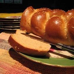 Wheat Challah Bread