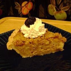 Image of Bread Pudding Apple Pie, AllRecipes