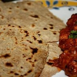 Indian Chapati Bread Recipe