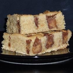 Peanut Butter Bars II Recipe