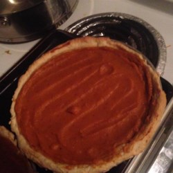 Mom's Sweet Potato Pie Recipe