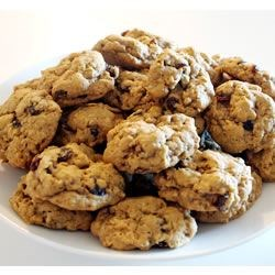 WWII Oatmeal Molasses Cookies Recipe