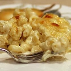 Home Style Macaroni and Cheese