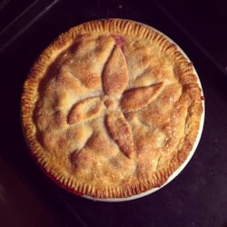Classic Lard Two-Crust Pie Pastry Recipe