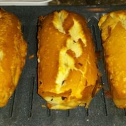 Grandmother's Pound Cake II Recipe