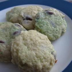 Pistachio Chocolate Chip Cookies Recipe