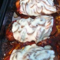 Monterey Chicken Recipe