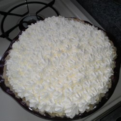 Banana Cream Pie Made Easy Recipe
