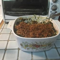 Amazing Spinach Artichoke Casserole Recipe