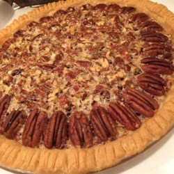 Real Pecan Pie Recipe