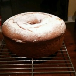 Grandmother's Pound Cake II Recipe