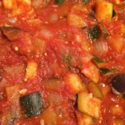 Back-Burner Ratatouille Recipe