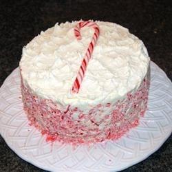 Santa's Favorite Cake