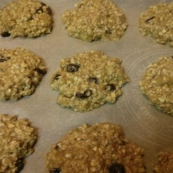 No Sugar Oatmeal Cookies Recipe