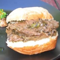 Italian Beef Sandwiches Recipe