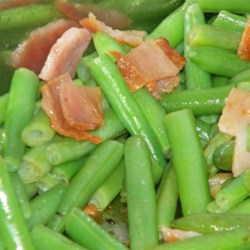 Airport Bob's Green Beans Recipe