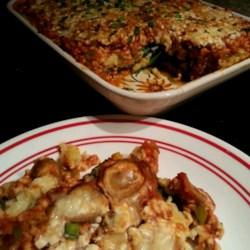 Rice Lasagna Recipe