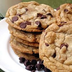 Best Big, Fat, Chewy Choc. Chip Cookie