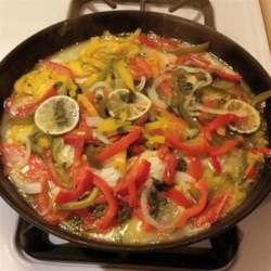 Ernesto's Tilapia Recipe