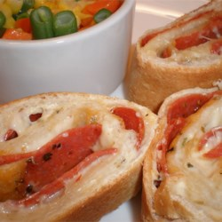 Pepperoni Bread Recipe