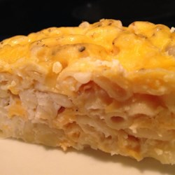 Tasty Baked Mac n Cheese Recipe