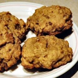Absolutely Excellent Oatmeal Cookies Recipe