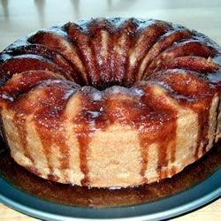 Buttery Cinnamon Cake Recipe