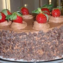 Kim's Chocolate Fudge Cake