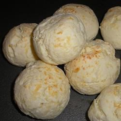 Chipas (Argentinean Cheese Bread)
