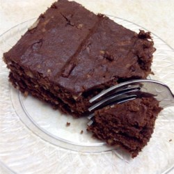 Gluten-Free, Dairy-Free Coconut Brownies Recipe