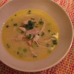 Spicy Chicken Curry Soup Recipe