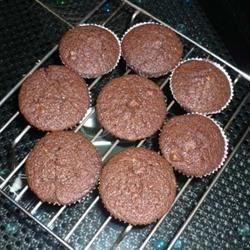 Brownies Masquerading as Cupcakes