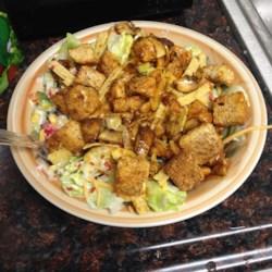 BBQ Chicken Chopped Salad Recipe