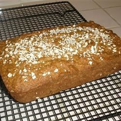 Golden Oatmeal bread