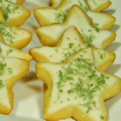 Sandy's Super Sugar Cookies