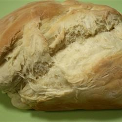 Baxis White Bread Recipe