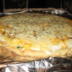 Baked Potato Pizza Recipe