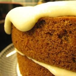 Awesome Carrot Cake with Cream Cheese Frosting Recipe