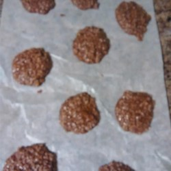 No Bake Chocolate Cookies II Recipe
