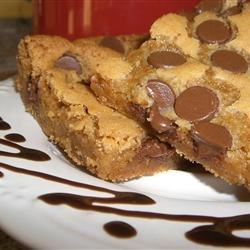 Blonde Brownies I Recipe
