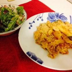 Creamy Pesto-Chicken Casserole Recipes — Dishmaps